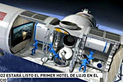 'Estación Aurora': El primer hotel espacial vende cuatro meses de reservas en 72 horas