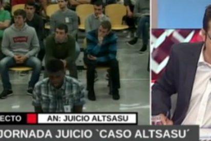 La TV3 vasca: ETB hace de 'abogada' de los majetes proetarras que apalearon a los guardias civiles en Alsasua