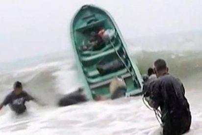 Escalofriante evacuación de los 'Supervivientes'