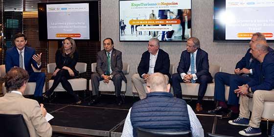 """Presentan """"Expo Turismo"""", la única feria en España especializada en viajes de negocios"""