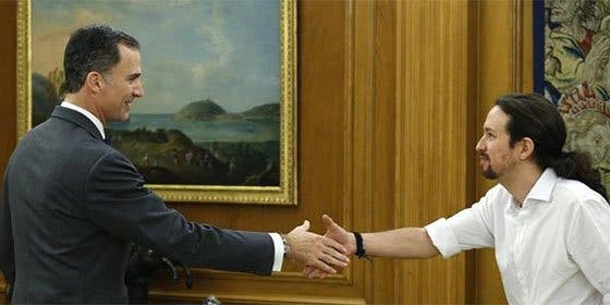 Pablo Iglesias miente sobre el Toisón pero silencia el progreso de España