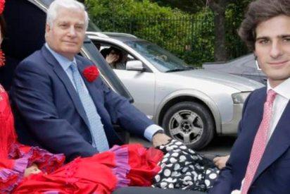 Fernando Fitz-James Stuart, hijo del duque de Alba, y Sofía Palazuelo se casarán el 6 de octubre