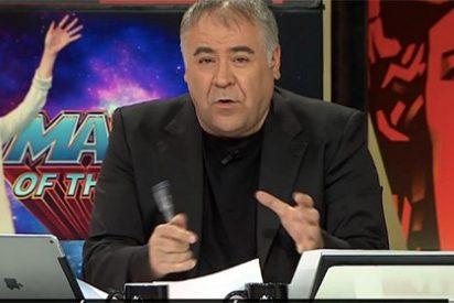 Sin pudor: Ferreras miente a Aguado y manipula un sondeo para forzar la moción de censura de C's