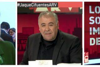 Lo de Ferreras es de risa: juicio de Alsasua, la corrupción del PSOE andaluz pero 'Al Rojo Vivo' abre con... ¡Cifuentes!