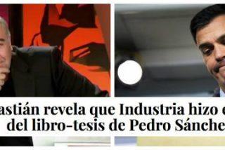 Hola, Ferreras: ¿vas a dedicar un minuto de tu programa a la 'fake tesis' de Pedro Sánchez?