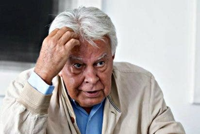 """Felipe González: """"Puigdemont no es un exiliado político, es el capitán del Costa Concordia"""""""