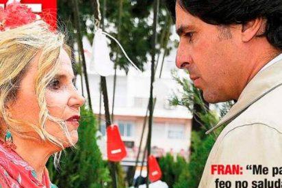 El tenso y gélido encuentro entre Fran Rivera y Eugenia Martínez de Irujo