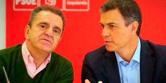 El PSOE esconde el sueldazo del 'matemático' Franco y su declaración de bienes irregular