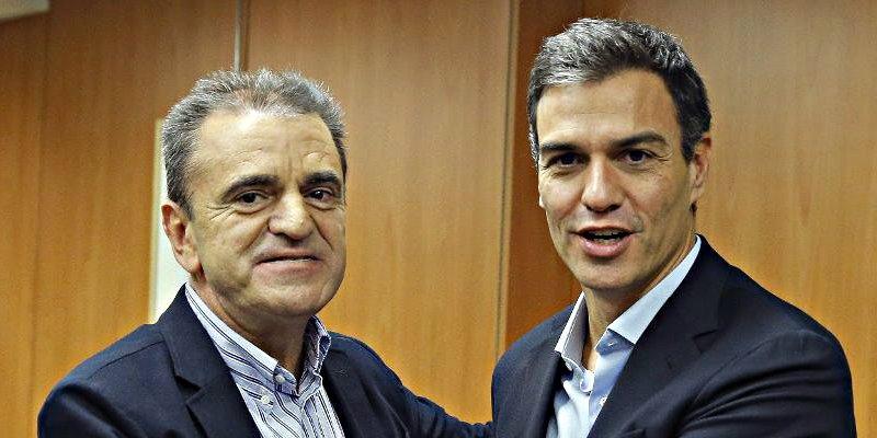 José Manuel Franco, Nº 1 del PSOE madrileño falsificó su currículum y se inventó una licenciatura en Matemáticas
