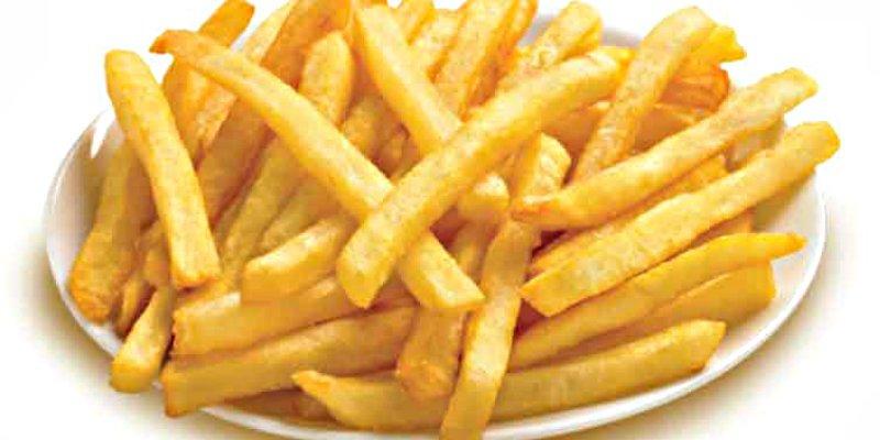 El truco para recalentar las patatas fritas y que queden perfectas