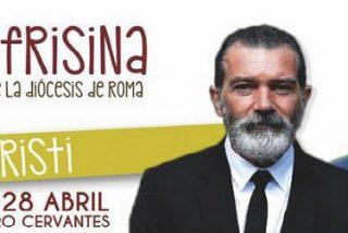 "Antonio Banderas: ""La Pasión de Cristo me hizo acercarme a la Iglesia de nuevo"""
