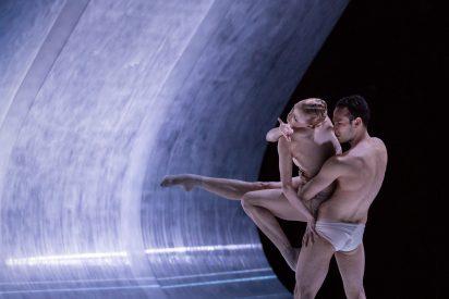 Danza sobrehumana con Jacopo Godani