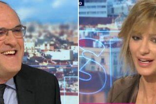 Griso se marca un 'Ferreras' con Ángel Gabilondo: mucho preguntar por el pufo de Cifuentes, pero ni medio segundo sobre la 'fake tesis' de Sánchez