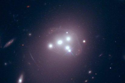 La materia oscura podría no ser interactiva después de todo