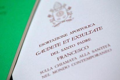 """'Gaudete et Exsultate: """"Un pequeño manual muy práctico, realista y practicable"""""""