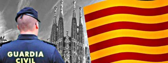 La contundente respuesta de la Guardia Civil sobre dar hostias a los catalanes