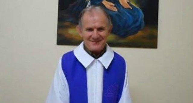 Muere el misionero carmelita brasileño Gilberto Hickmann