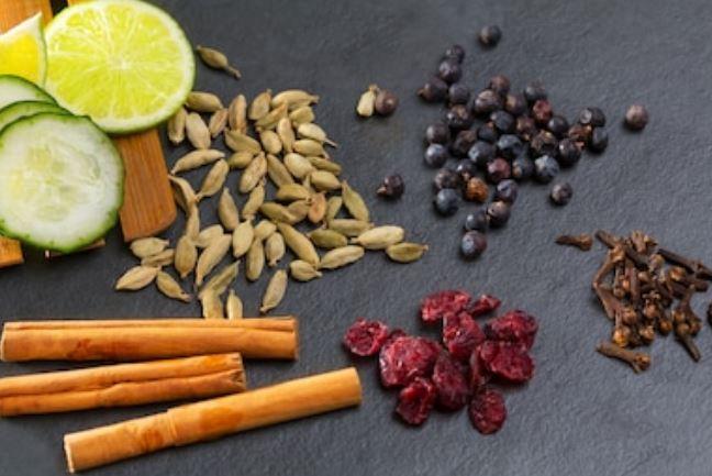 ingredientes de las ginebras