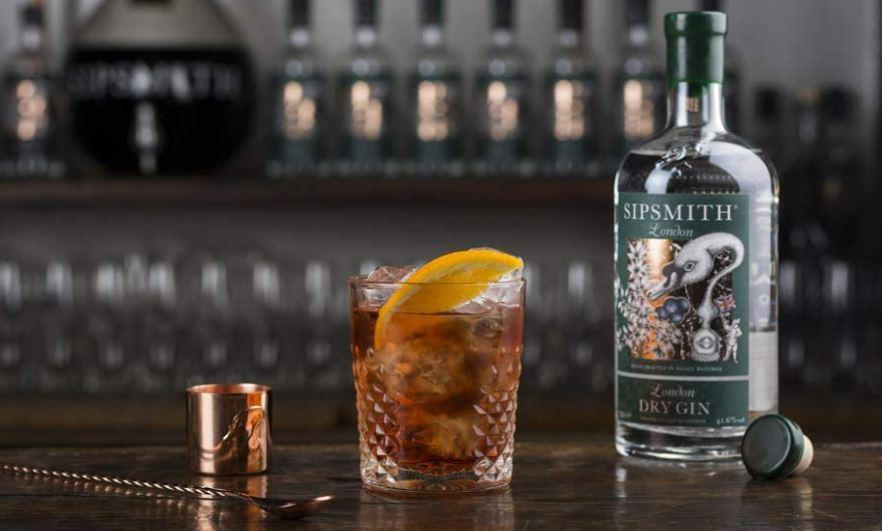 ginebra Sipsmith-Dry-Gin-Green-