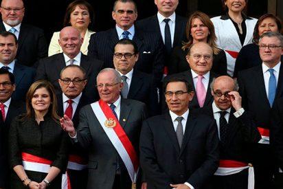 Así es el nuevo Gobierno de Perú