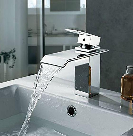 grifo de lavabo de diseño