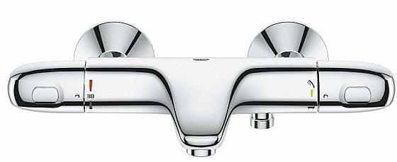 """- Termostato para baño y ducha 1/2"""","""