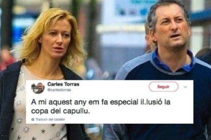 """El marido de Susanna Griso mete en un lío a Atresmedia al llamar al Rey Felipe VI """"capullo"""""""