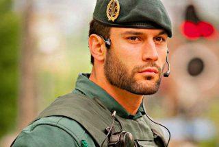 La Guardia Civil calienta Twitter con el agente cachas que 'acerca' el Cuerpo al ciudadano