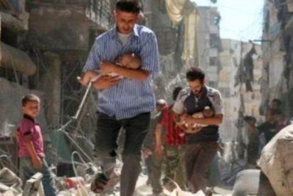 Las crudas estadísticas de la guerra en Siria