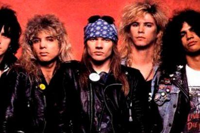 Cuando los 'Guns N Roses' terminaban sus conciertos en México apaleando a Donald Trump