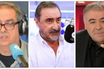 """El zasca de 'Herrera en COPE' a Ferreras: """"En 'Al Rojo Vivo' puedes saber hasta qué bragas lleva Cifuentes"""""""
