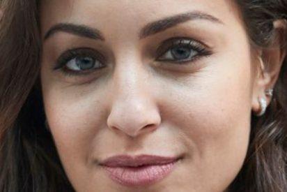 """Hiba Abouk se desnuda en Instagram para felicitar a """"su mejor confidente"""""""
