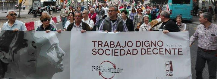 """Instituciones católicas denuncian el """"injusto marco laboral y social"""" en España"""