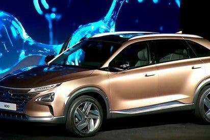 ¡El Hyundai Nexo llega al mercado a un precio sorprendente!