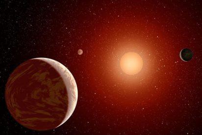 Gigantes de gas en estrellas maduras, detectados por velocidad radial