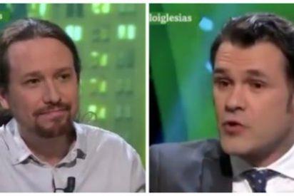 La 'niñera' de Podemos en su salsa: Iñaki López 'acorrala' a Pablo Iglesias con una 'dura' entrevista sobre su paternidad