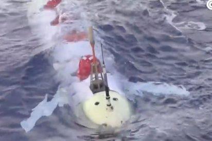 Este planeador submarino chino rompe el récord de inmersión oceánica en la fosa de las Marianas