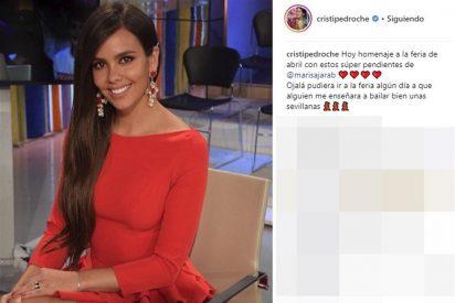 Cristina Pedroche se pone flamenca