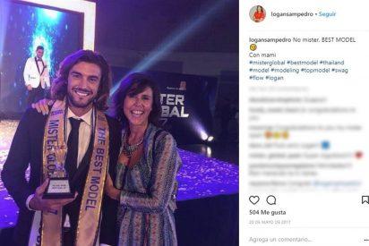 La madre de Logan Sampedro: ¿Artesana de la Casa Real?