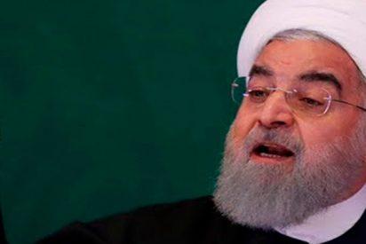 """Irán amenaza a Trump: Si EE.UU. abandona el acuerdo nuclear, """"enfrentará graves consecuencias"""""""