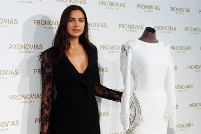"""Irina Shayk en Pronovias Pronovias: """"Es cuestión de amarnos a nosotros mismos sin tallas"""""""