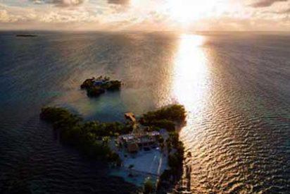 Belice: Isla Gladden, el 'Paraíso' de los enamorados