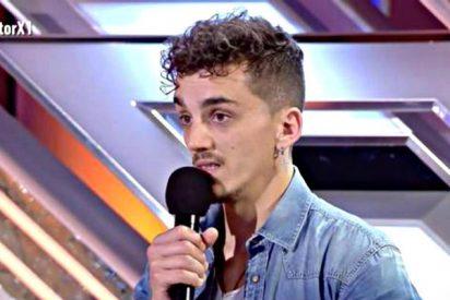 'Factor X': Un aspirante se derrumba al descubrir que compite contra su expareja