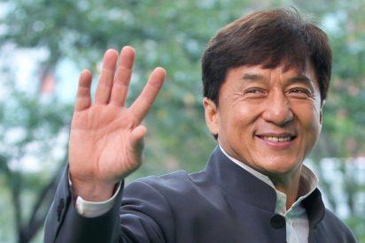 Los 10 momentazos Jackie Chan