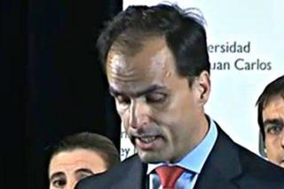 El rector de la URJC asegura sentirse traicionado y que no hay rastro del trabajo del Máster de Cifuentes