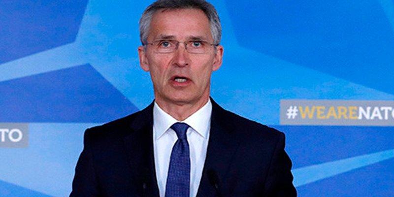 La OTAN no cree que los ataques contra Siria socaven la normalización pacífica