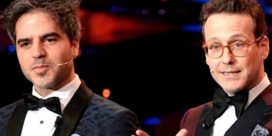 Los geniales Joaquín Reyes y Ernesto Sevilla vuelven juntos a televisión con un programa de parodias en #0