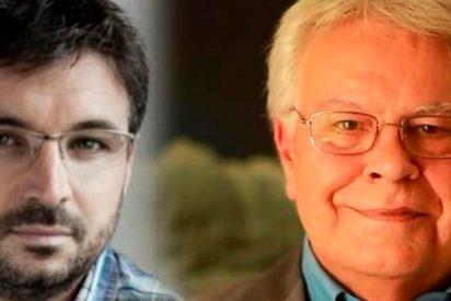 'Salvados': Jordi Évole entrevista a Felipe González para lloriquear por los golpistas catalanes
