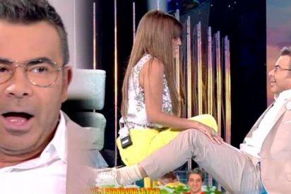 Chabelita invita a Jorge Javier a su boda con Alberto Isla