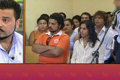 La trampa de 'Sálvame' al marido de Saray ('SV'): Fue el copiloto de Farruquito cuando mató a un hombre